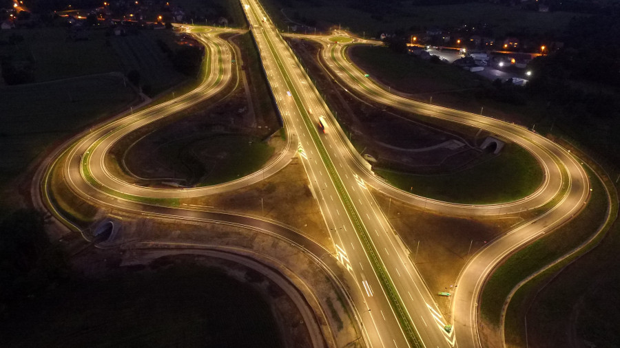 Niepołomice Interchange – the power of partnership!